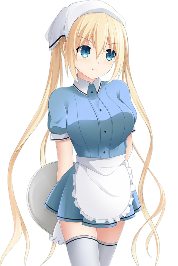 Blend s png. Kaho render by thekarmaking