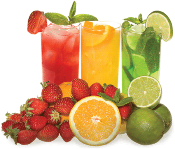 Fruits transparent glass. Juicing clipart clipground fruit