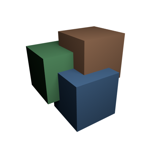Blender svg freestyle. Rendering with multiple objects