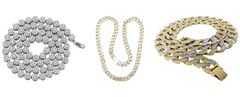 Bling grill png. Best diamond chains top