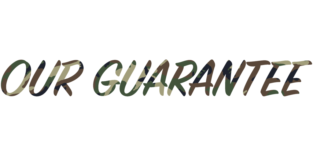 Bling text png. Our guarantee army