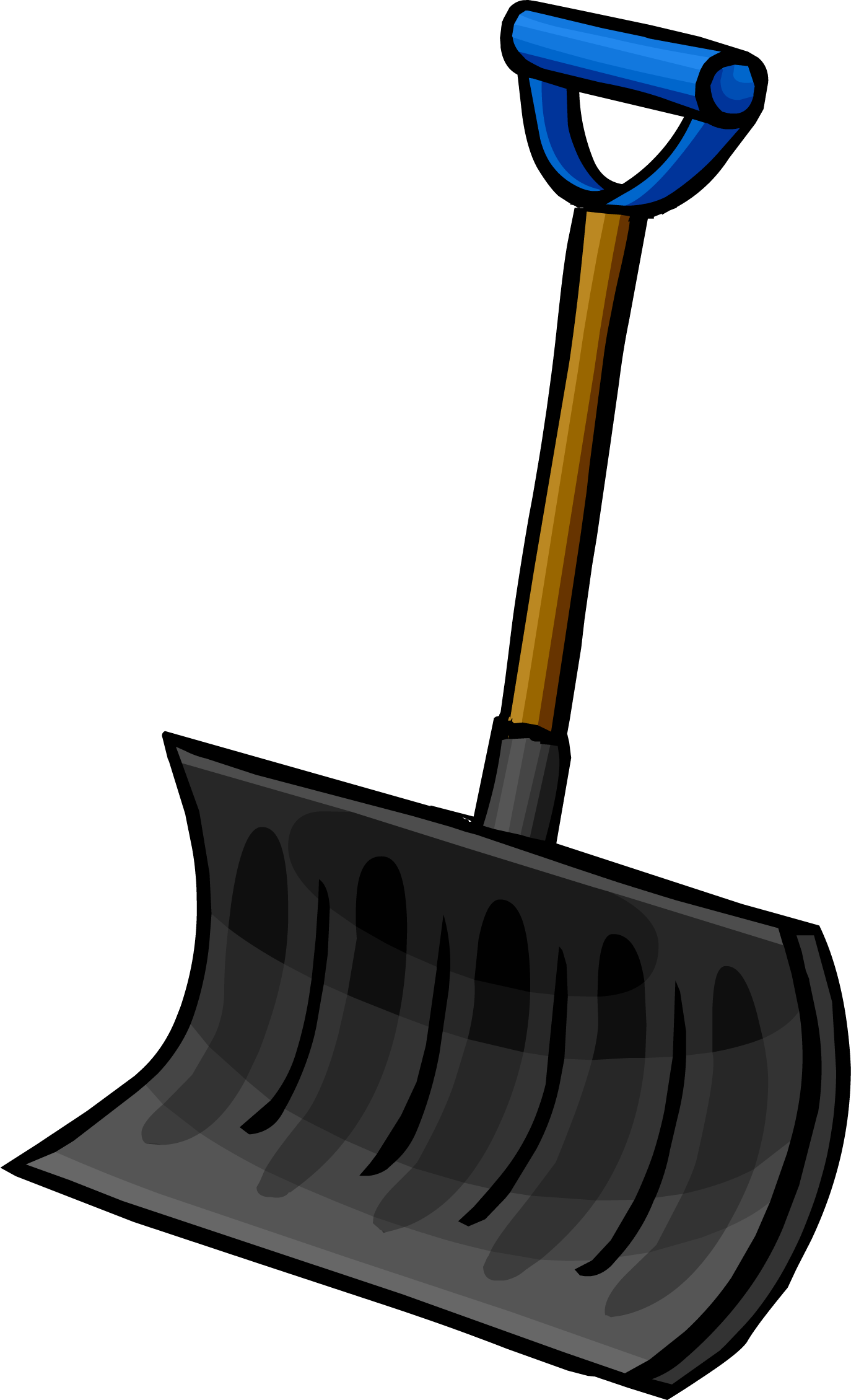 Shovel clipart snow shovel. Club penguin wiki fandom
