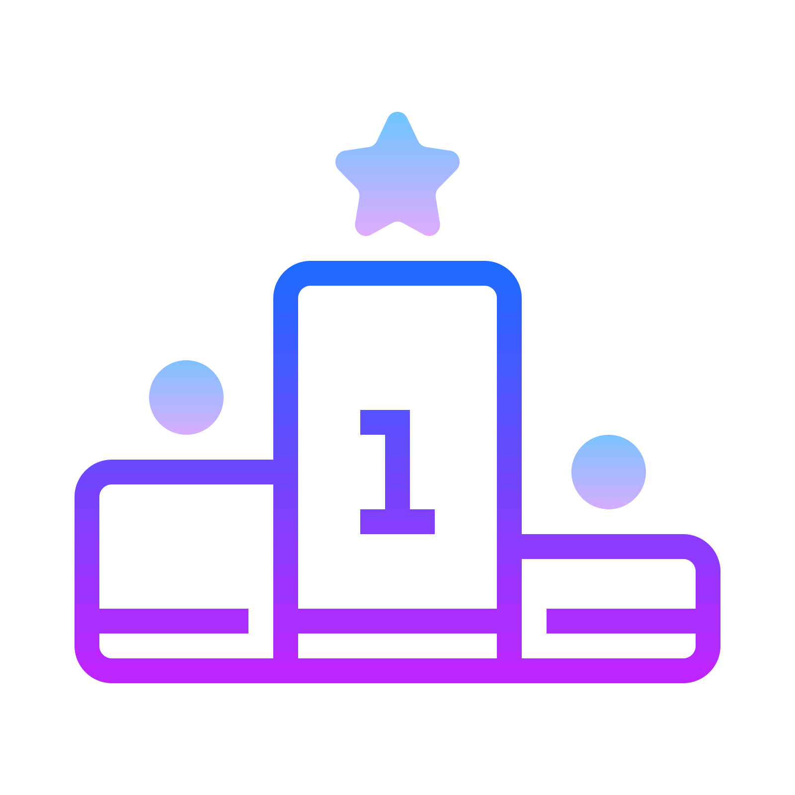 Block vector cool. Leaderboard icon free download