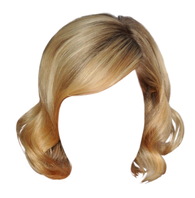 Blond hair png. Download hairstyles free transparent