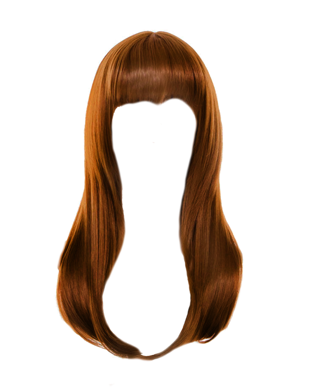 Anime girl hair png. Clipart transparent background high