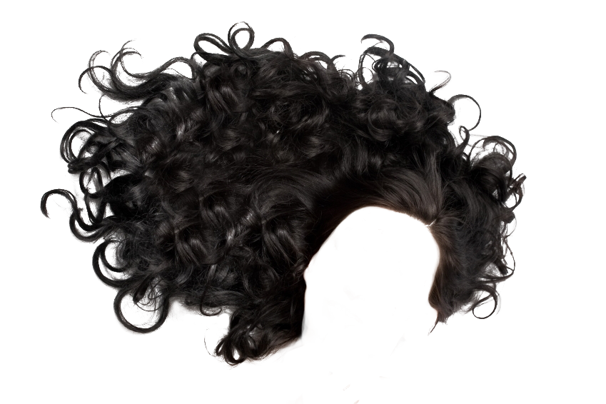Black curly hair png. Http www pngall com
