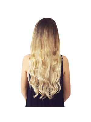 Wig clip layered. Blonde shopping guide for