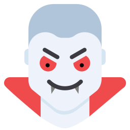 Blood and fangs png. Free dracula evil ghost