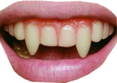 Blood and fangs png. Vampire teeth transparent images