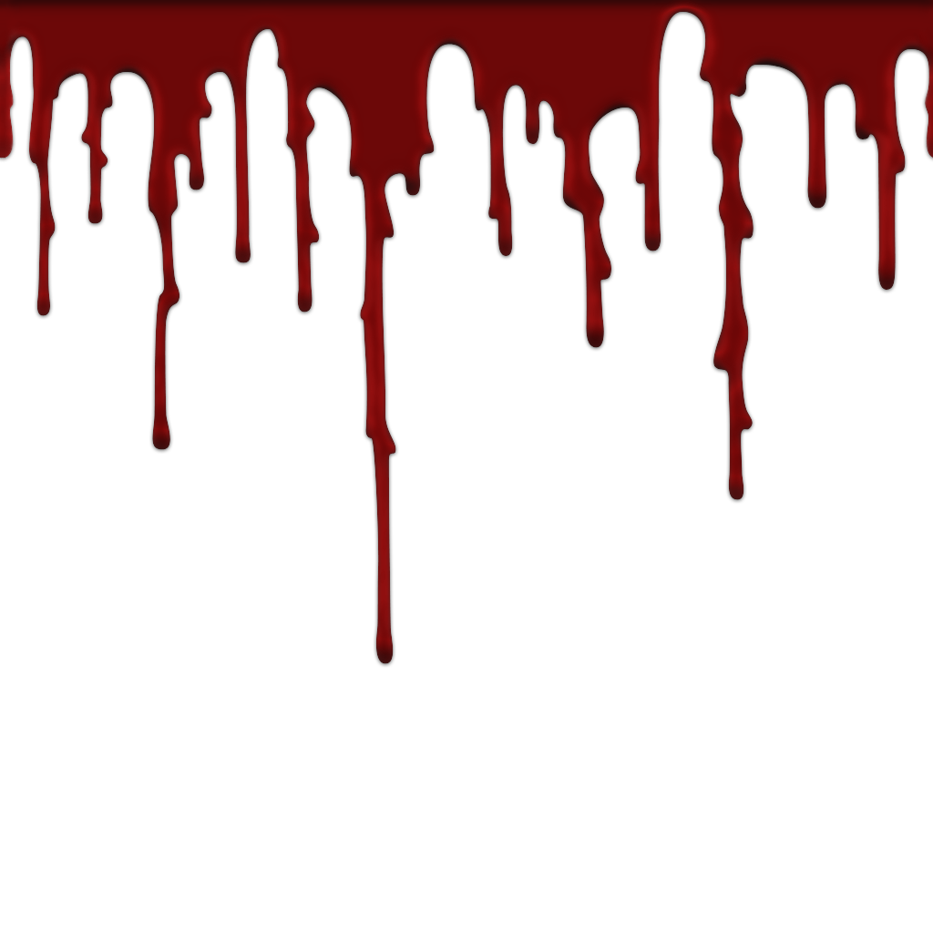 Drawing cut blood. Border png free icons