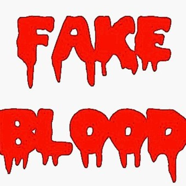 Blood clipart fake blood. Listen and stream free