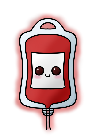 Blood clipart pouch. Bag of d max