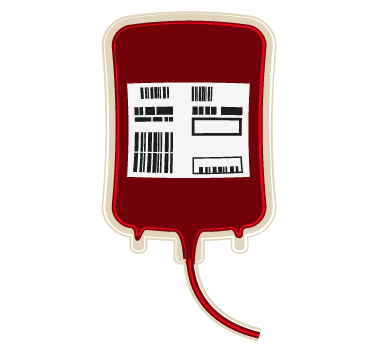 Blood clipart pouch. Paying it forward why