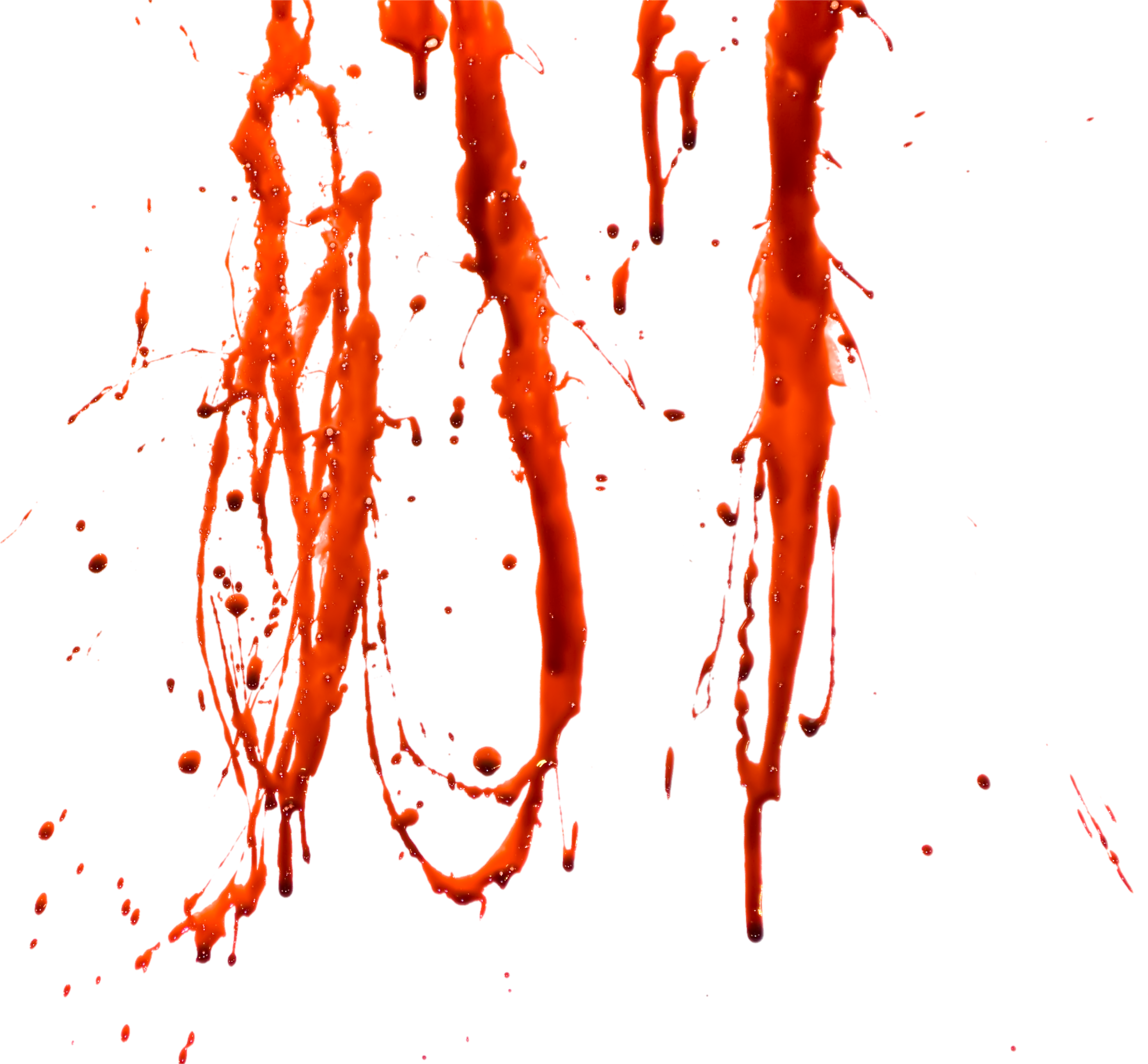 realistic dripping blood - HD 2797×2592