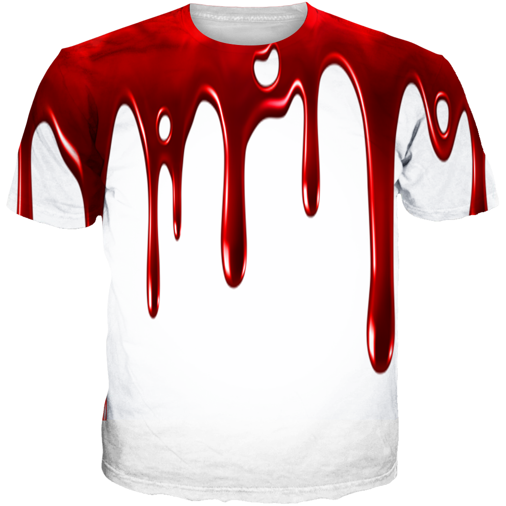 Blood drip png transparent. He got game white