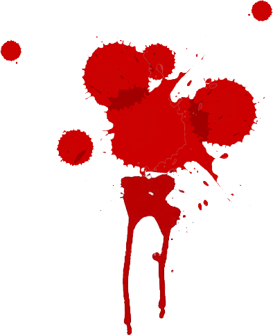 Blood psd official psds. Red drip png image black and white download