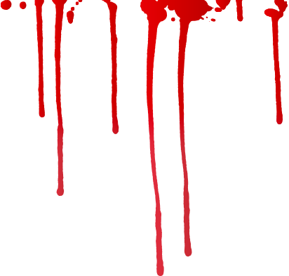 Blood dripping png. Donate the bloody truth