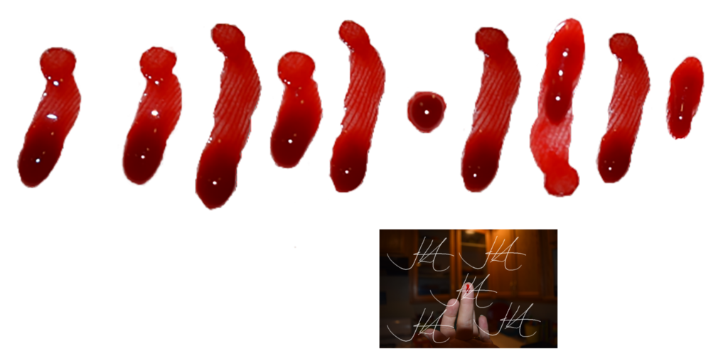 Blood drips png. Stock by mom espeace