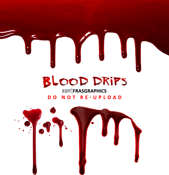 Blood drips png. Psd official psds share