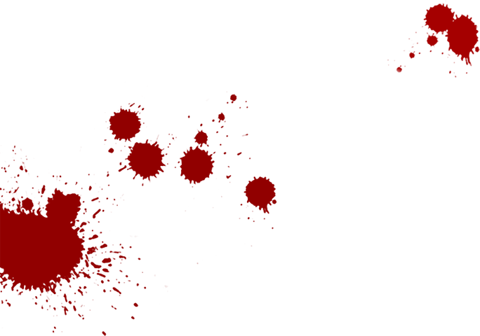 bloody x png