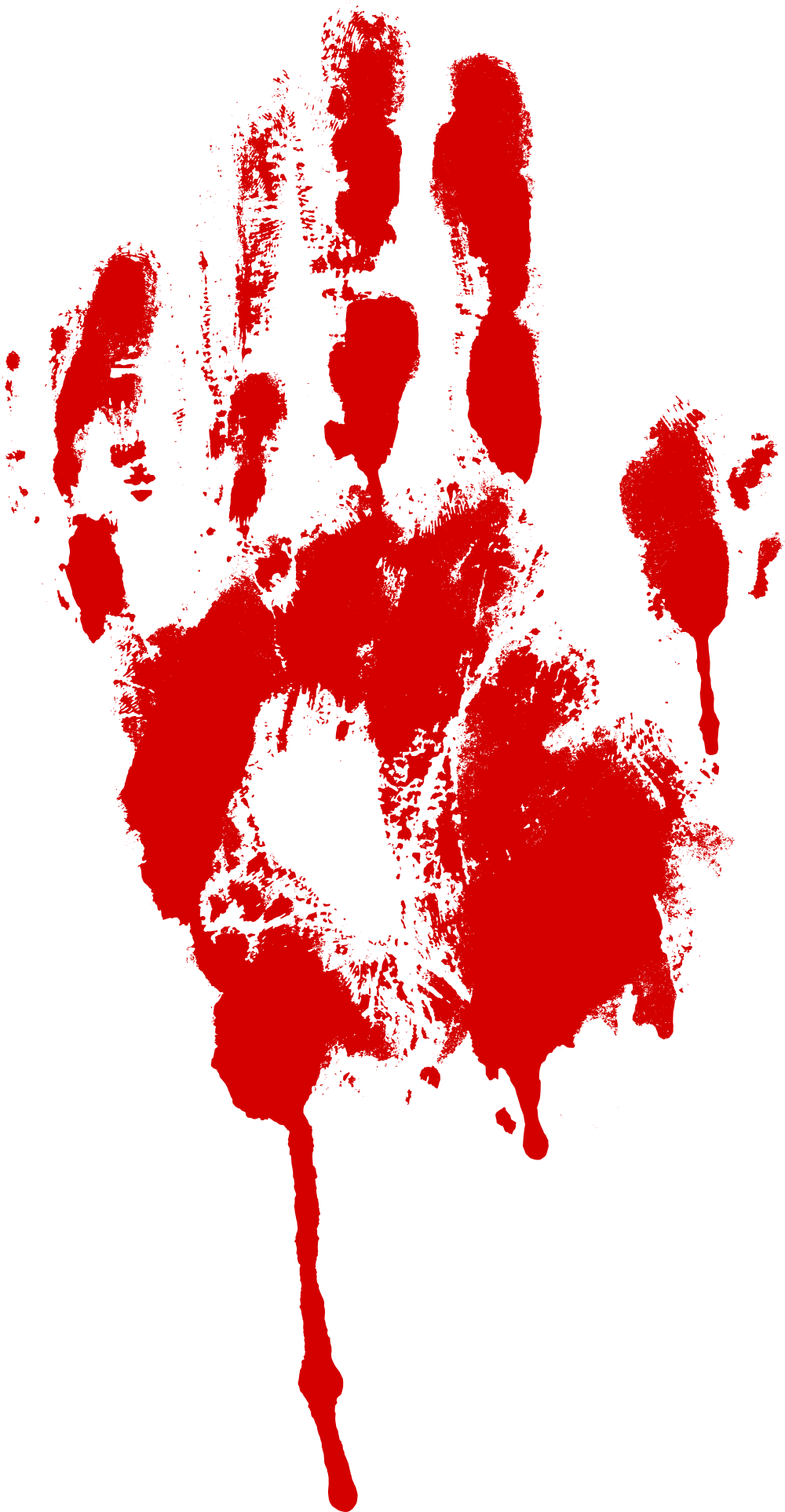bloody png onlygfx. Handprint transparent red picture transparent download