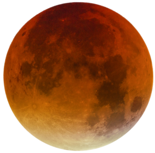 Blood moon png. Astoko stock by on