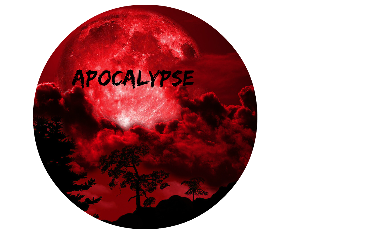 Blood moon png. Image red cave animal