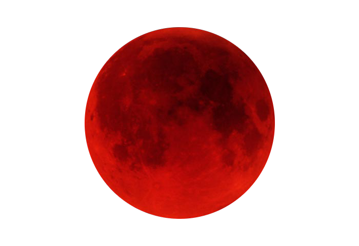 Blood moon png. Bloody psd official psds