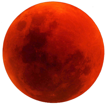 blood moon png