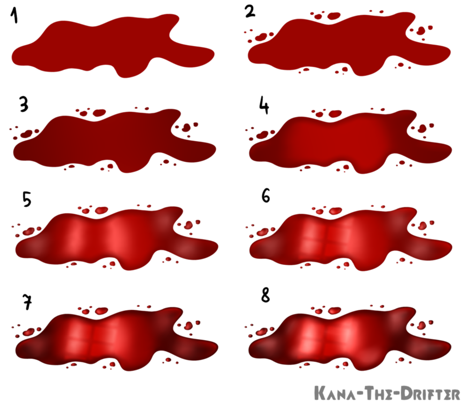 drawing wounds paint tool