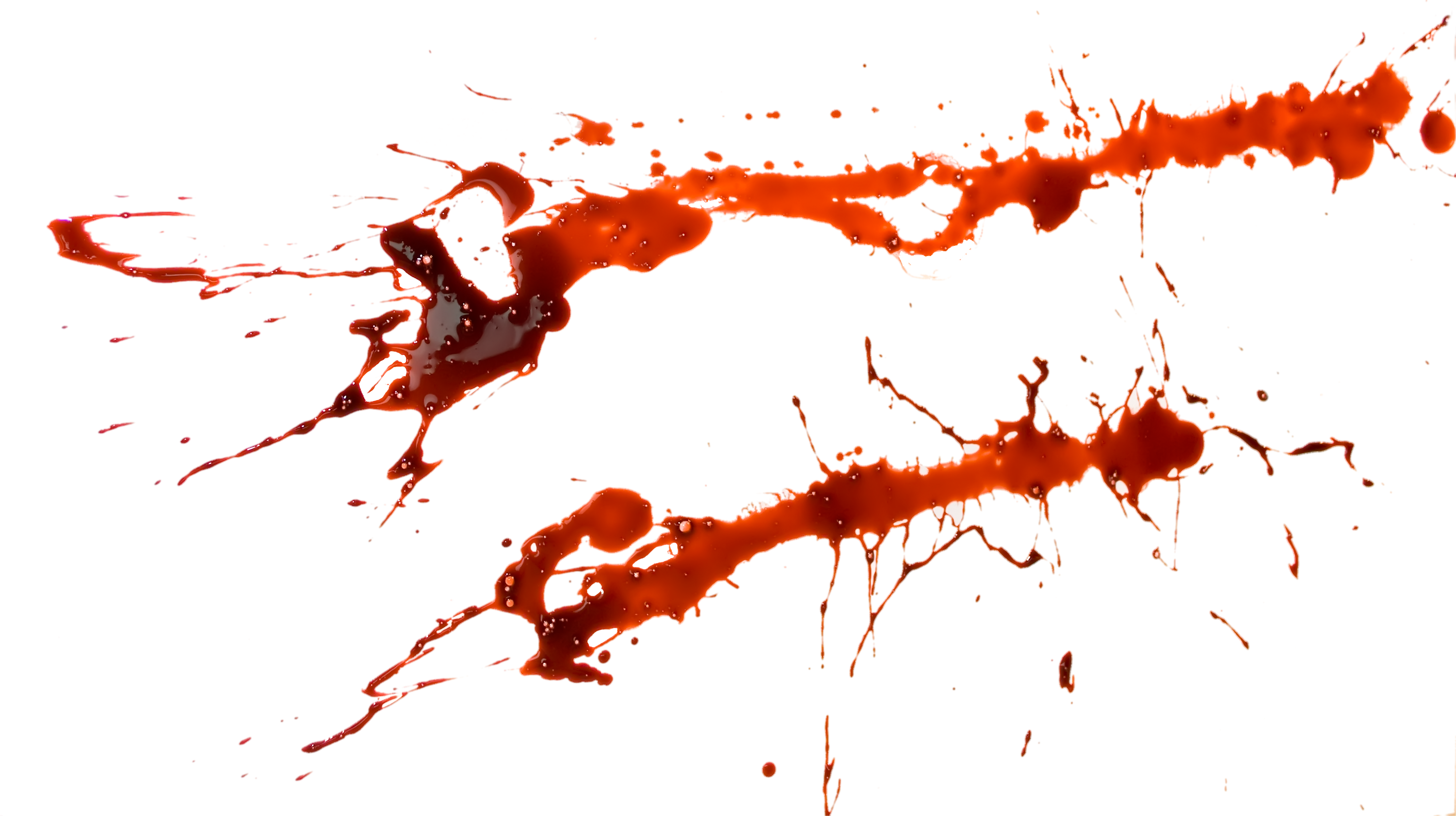 Transparent blood splatter background. Bloody scar png graphic freeuse library