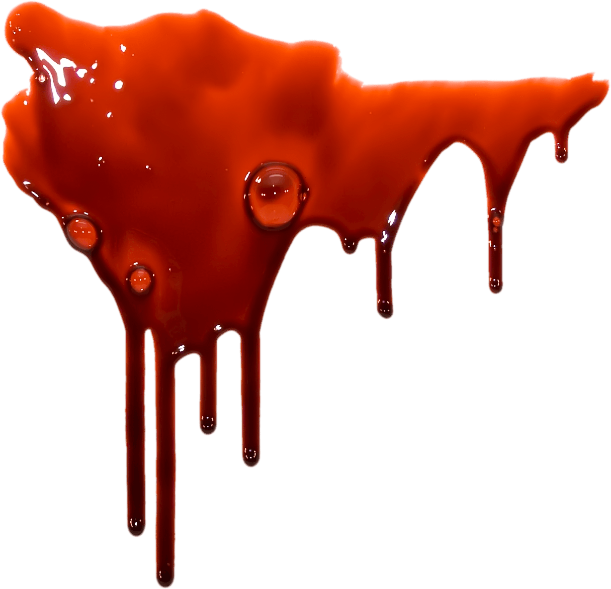 Blood png. Header transparent stickpng