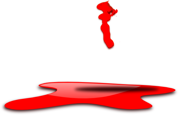 Blood pool transparent png. Clipart at getdrawings com