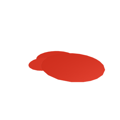 Blood roblox. Red puddle png png library