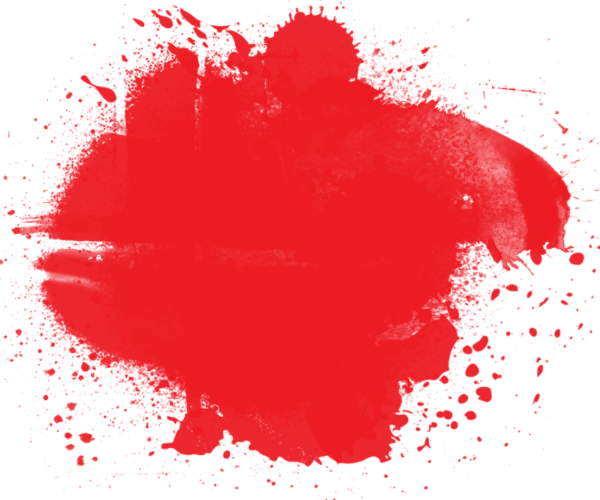 Blood puddle png. Red heart horror transprent