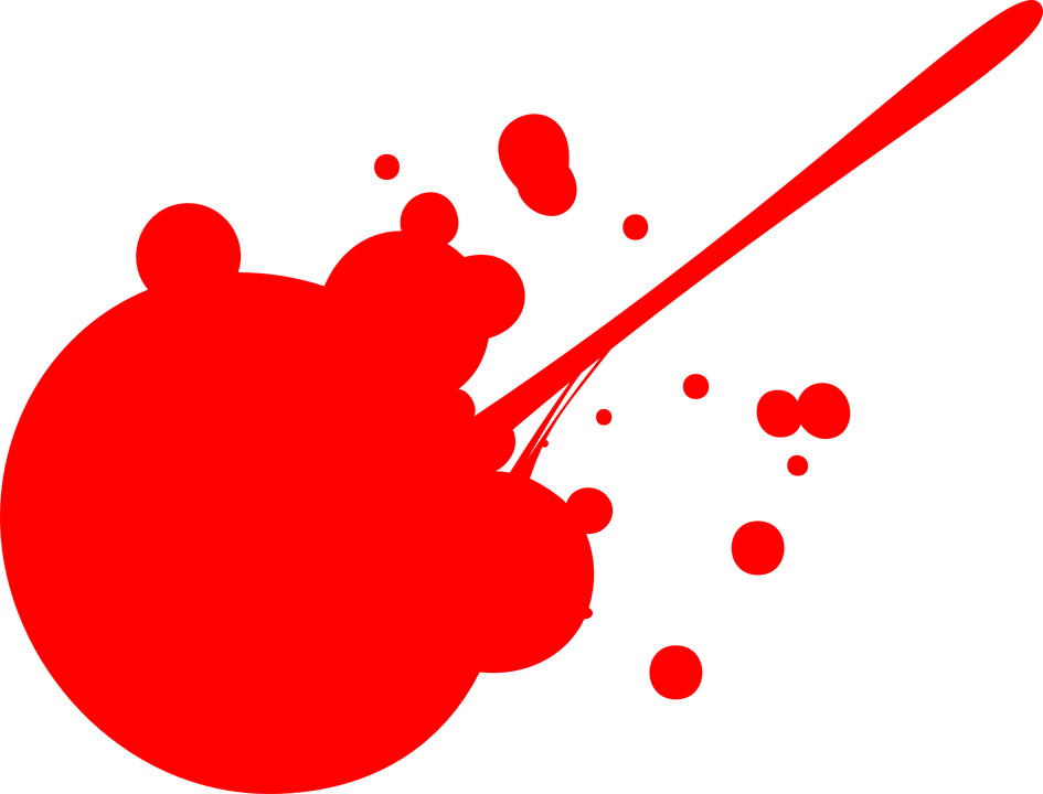 Blood splater png. Splatter clipart free download