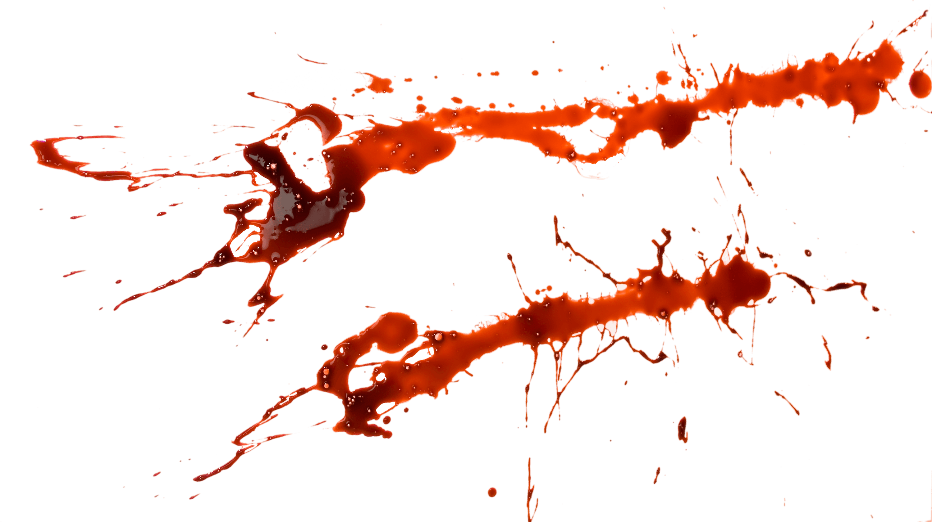 Blood splatter png transparent background. Stain stickpng