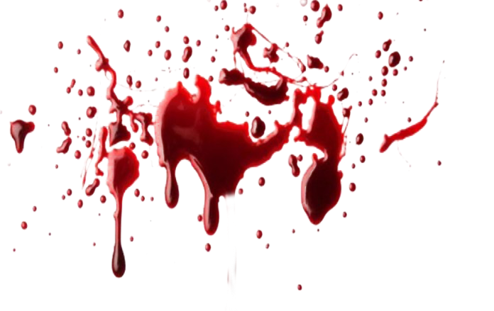 Blood splatter texture png. Trying to figure out