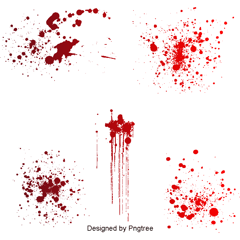 Blood stain png. Bloodstain drop stains and