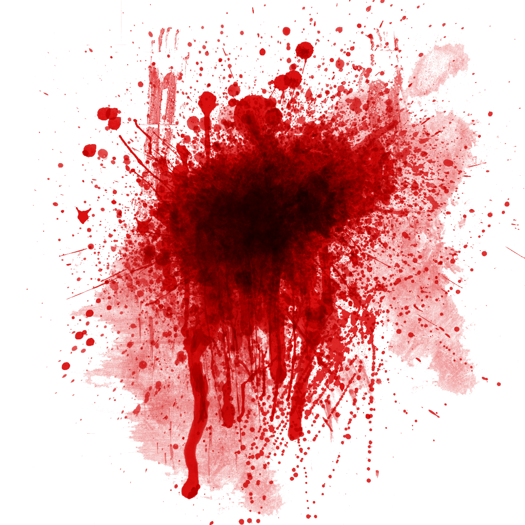 Blood stain png transparent. Clip art bloodstain transprent