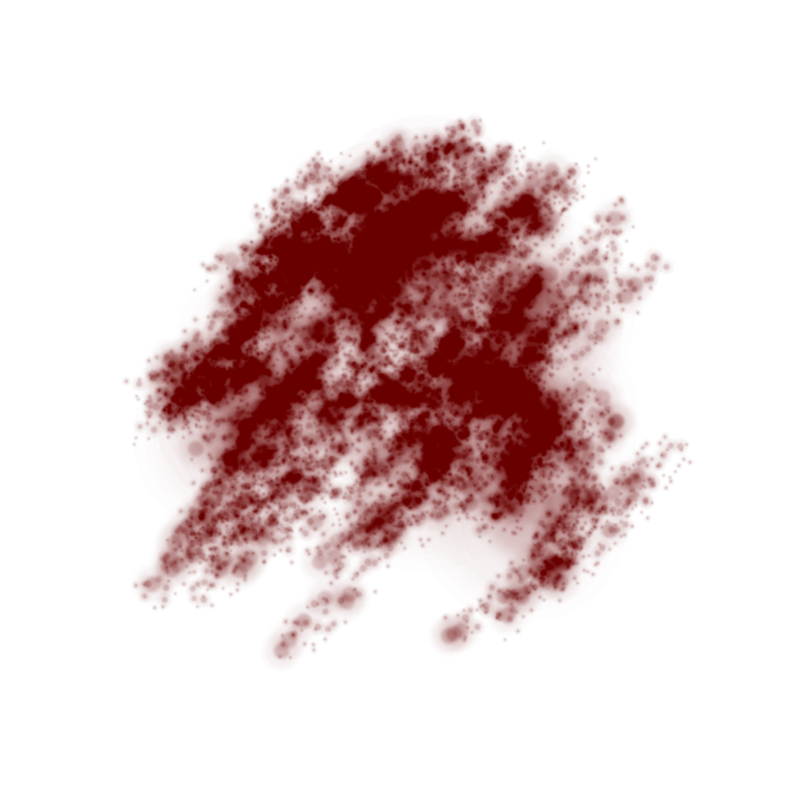 Blood texture png. By bmastock on deviantart