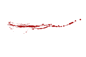 Blood trail png. Images in collection page