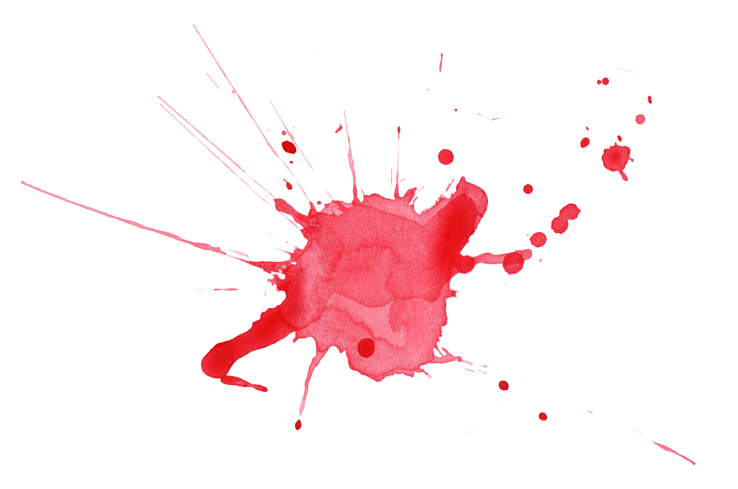 Water color splatter png. Blood red abstract lines