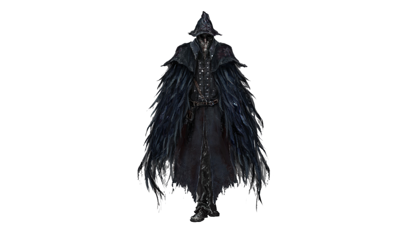Bloodborne transparent black and white. Download free png file