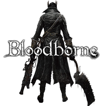 Bloodborne transparent trench coat. Png image pic