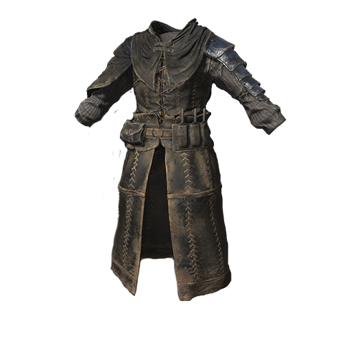 Bloodborne transparent trench coat. Mod request capeless black