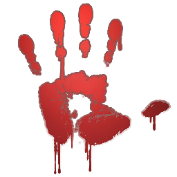 Richtofen drawing reznov. Bloody hand png images