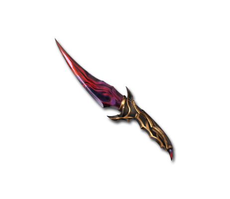 Weapon drawing blade. Bloody scar granblue fantasy