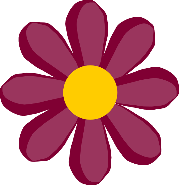 Animated flower png. Free flowers download clip