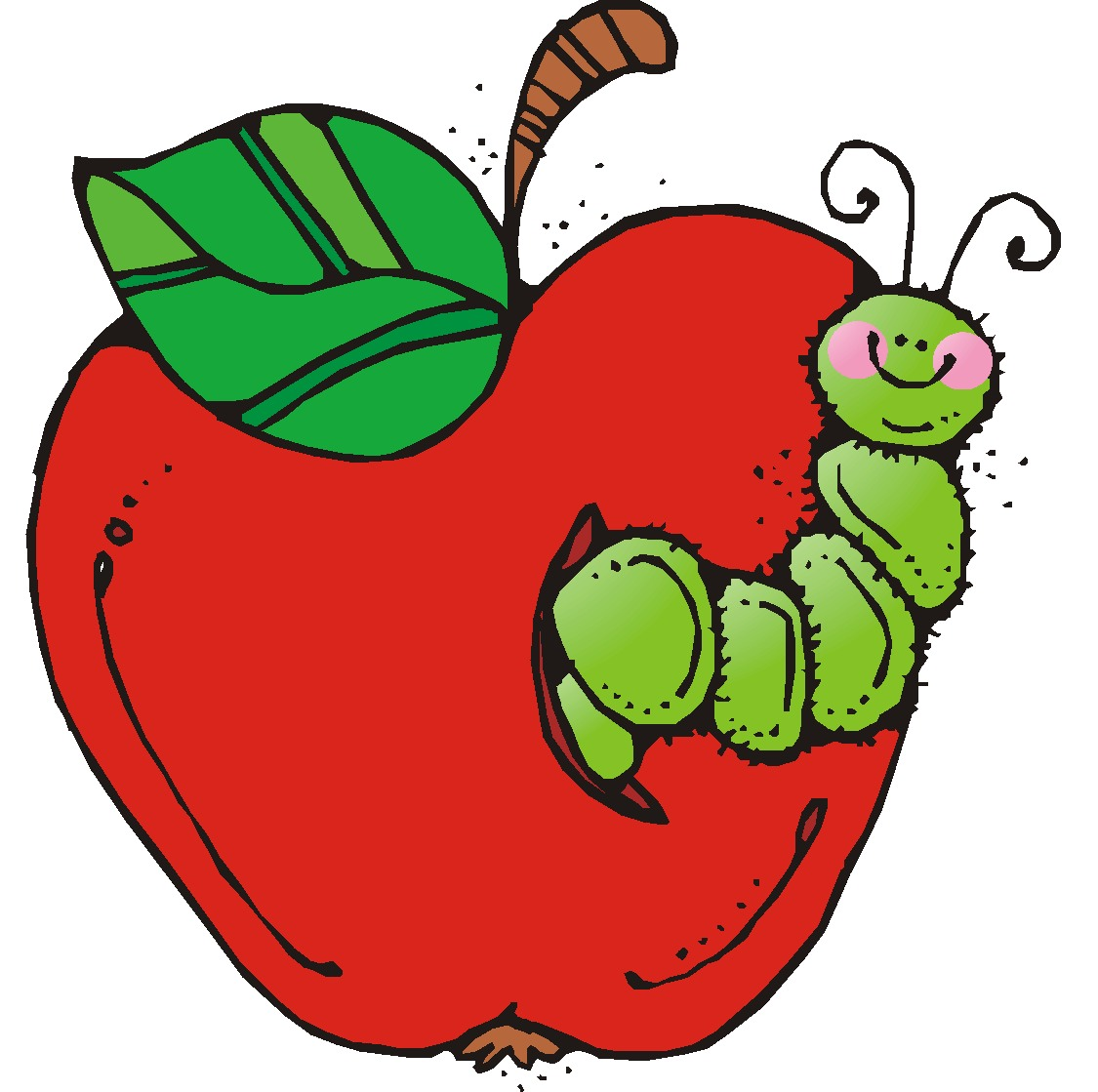 Blossom clipart animated. Apple at getdrawings com